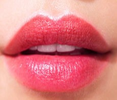 mooie lipcontouren na de behandeling