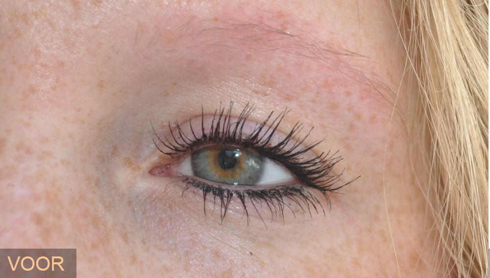 permanente wenkbrauw makeup voor